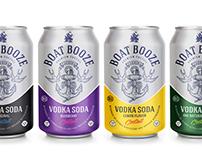 Boat Booze Vodka Soda