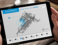 PACKAGING MACHINE ∫ iPad Virtual Tour