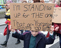 National Protest on Housing, Dublin