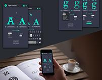 App Tipográfica