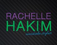 Rachelle Hakim Wardrobe Stylist - Branding & Website
