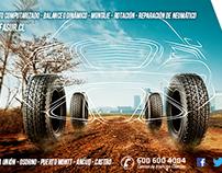 Yokohama Neumáticos - Marketing Digital