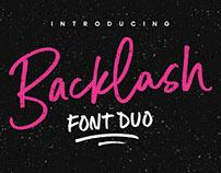 Backlash Market Font Duo