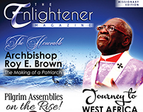 "The Enlightener Magazine ""Missionary Edition I"""