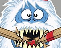 Q104 Ice Patrol Mascot