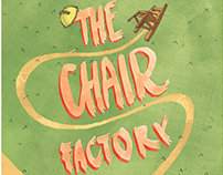 The Chair Factory | Leporello | London Book Fair 2018