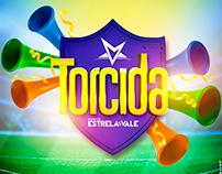 Torcida Posto Estrela do Vale | Copa do Mundo