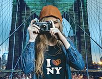 Flytour Turismo - Anúncio de Revista