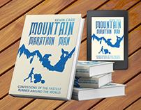 Book Cover Design for Mountain Marathon Man Second Edi.