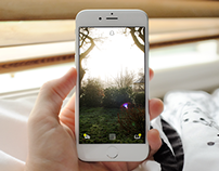 Snapchat - Re Design.
