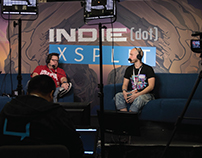Indie.XSplit Booth Design at Pax South 2016