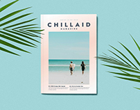 Chillaid | Magazine Template