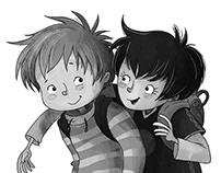 Anna & Anton – Adventures in School