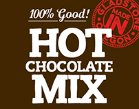 Hot Chocolate Label