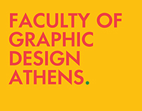 Faculty of Graphic Design Athens
