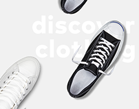 Discover - Search engine of a clothing
