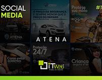 Social Media | Atena Seguros #1