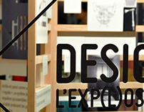 Design : l'exp(l)osition