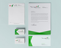 Cancer Centre Brand Collateral
