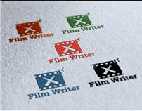 Movie Writer | Logo Template