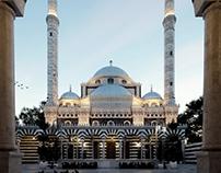 KHALID IBN AL-WALID MOSQUE - SY
