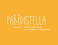 Restyling logo Pamdistella