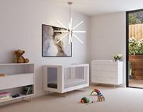 Rendering of furniture 03