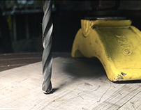 Escapement Gear: Kinetic Sculpture III Process