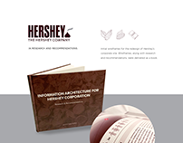 Hershey Information Architecture