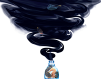 Ocean Conservation Poster