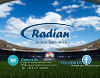 LG Radian Store Zambia