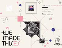 WeMadeThis.Es · Graphic Design