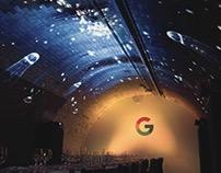 Google Daydream Immersive Dinner