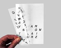 Angulaire Font
