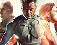 X-Men Microsite