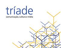 Projeto Gráfico Revista Tríade