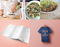 Malibu Poke | Branding & Website Design