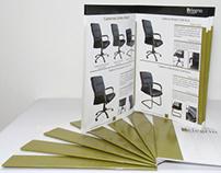 Catálogo Cadeiras de Escritório