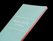 Raum + Textil Decoration