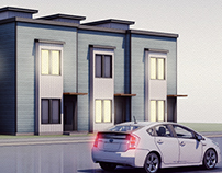 Nine Unit Residential Development