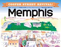 Memphis magazine Cooper-Young neighborhood feature
