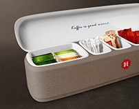 Coffee and tea accessories for Douwe Egberts