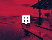 Hotel Clube - Visual Identity