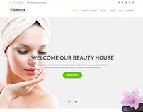 Beautyhouse - Health & Beauty WordPress Theme