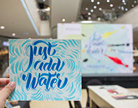 Just Add Water 02: A Watercolor Fair