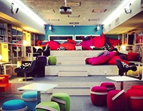 OASIS - Playful Space at the University of Tampere