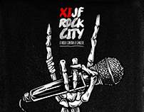 XI JF Rock City 2016