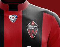 Mountain United FC - Redesign