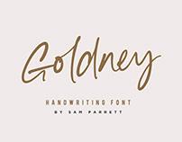Goldney Handwriting Font