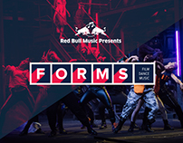 Red Bull Music - FORMS - Style guide